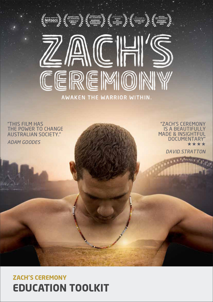 Zach's Ceremony (ATOM Education Toolkit)