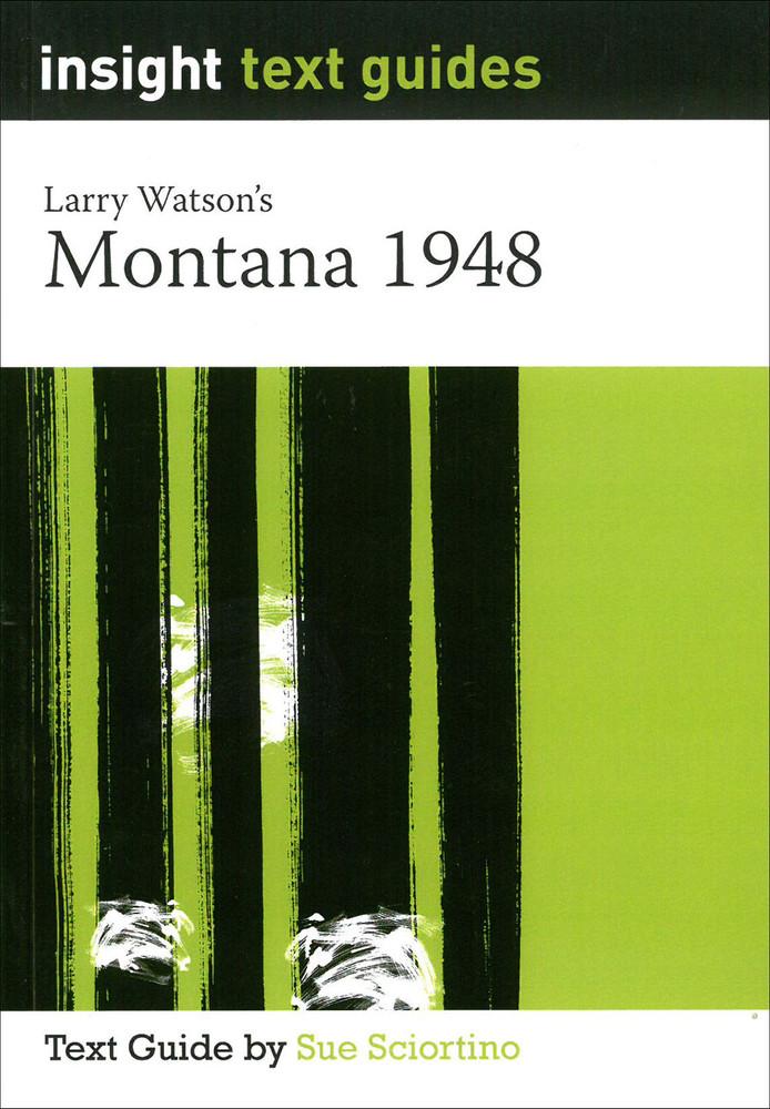 Montana 1948 (Text Guide)