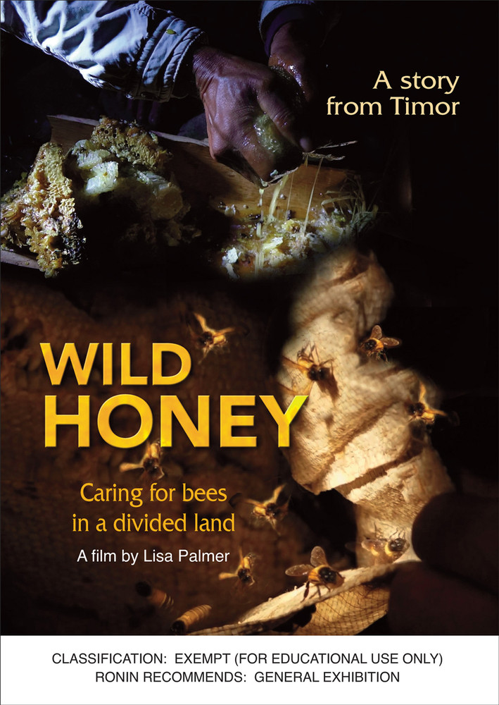 Wild Honey: Caring for Bees in a Divided Land (30-Day Rental)