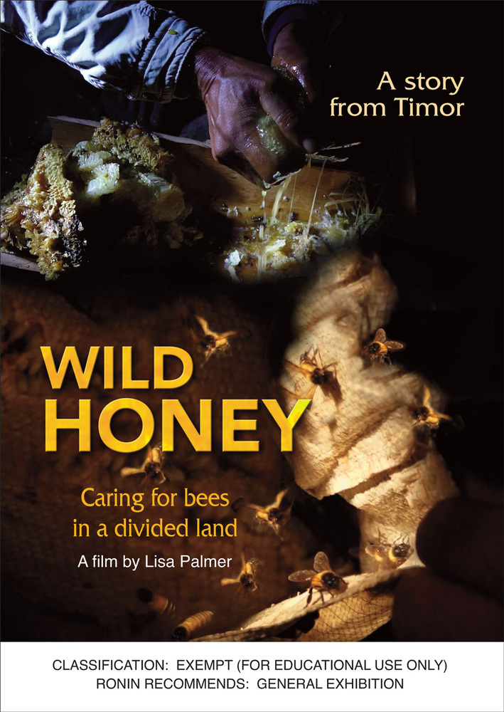 Wild Honey: Caring for Bees in a Divided Land (1-Year Rental)