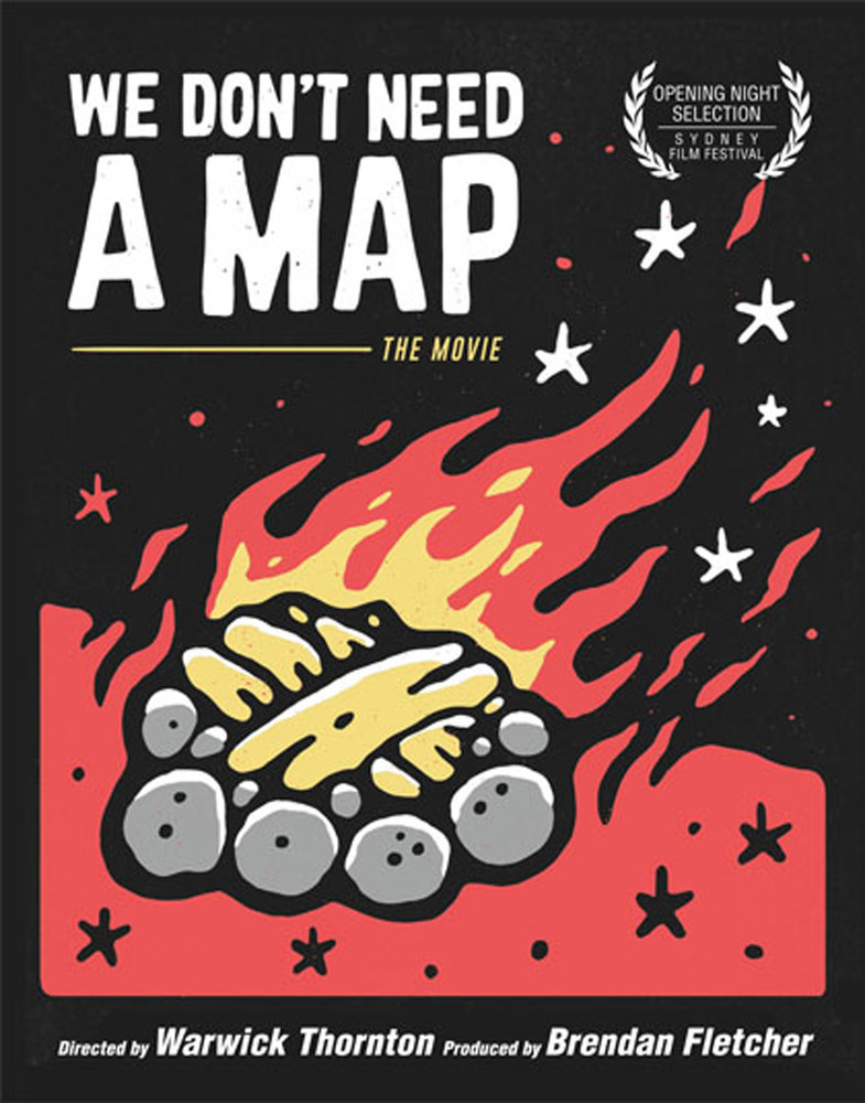 We Don't Need a Map (30-Day Rental)