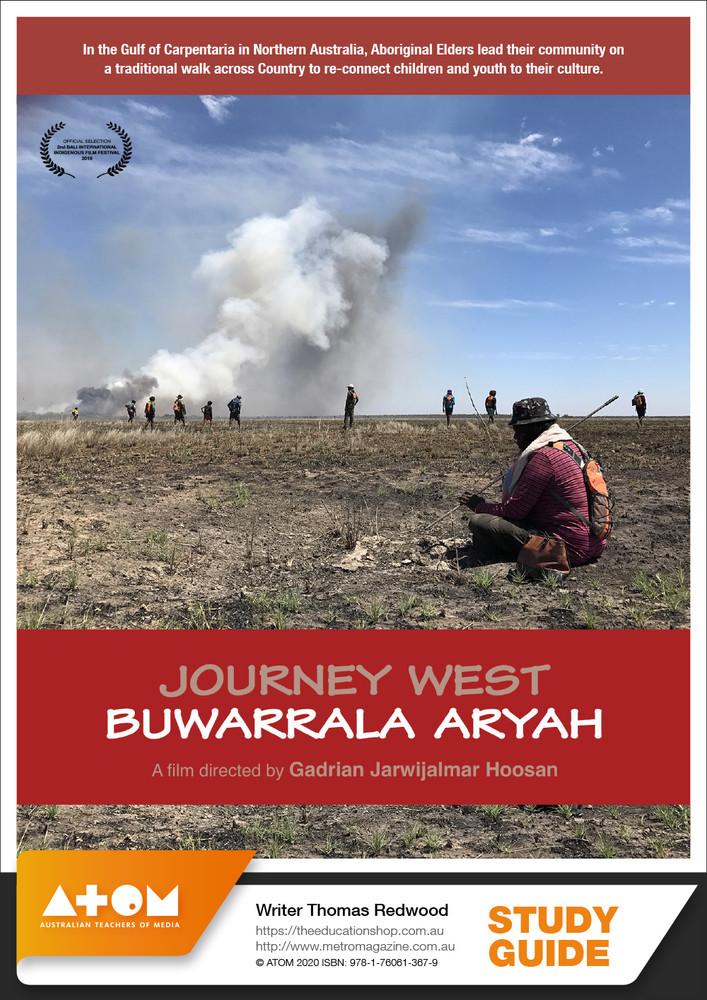 Journey West: Buwarrala Aryah (ATOM Study Guide)