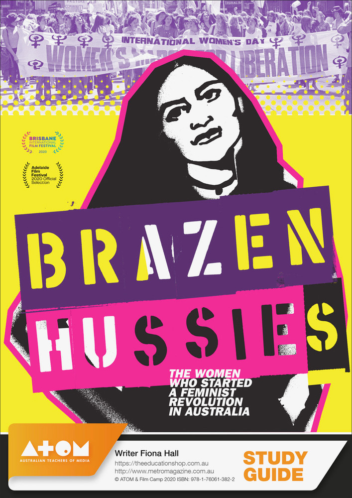 Brazen Hussies (ATOM Study Guide)