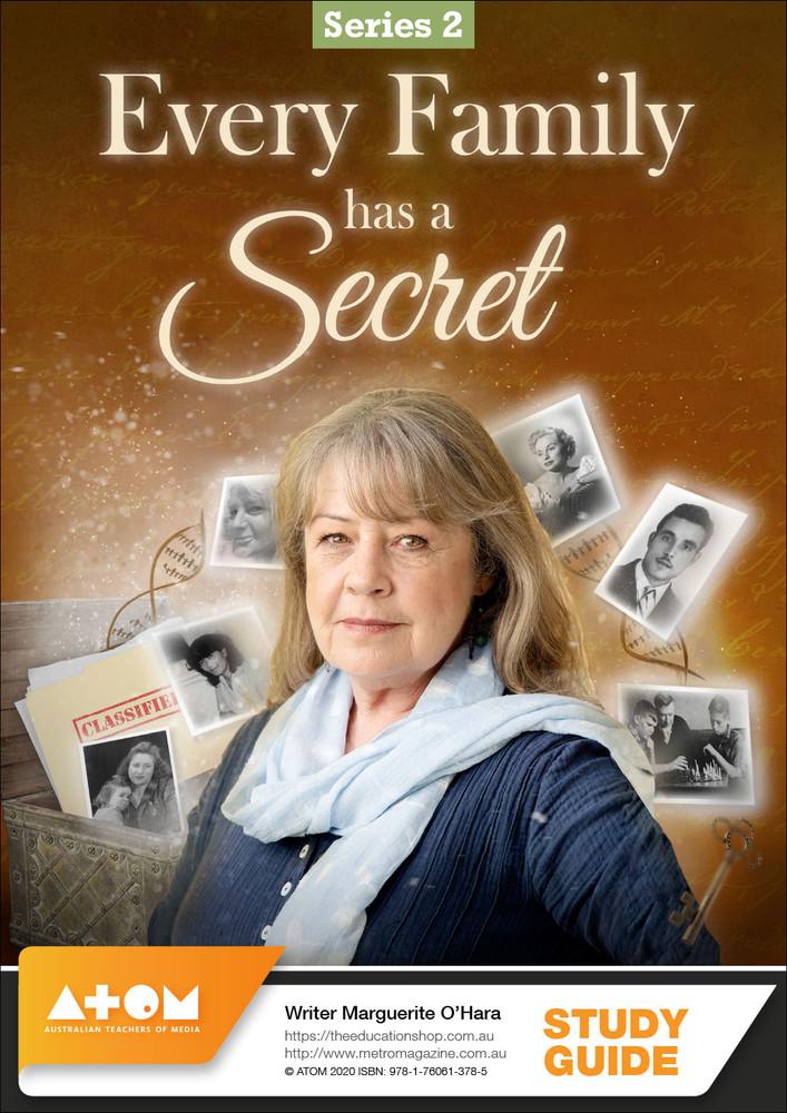 Every Family has a Secret - Series 2 (ATOM Study Guide)