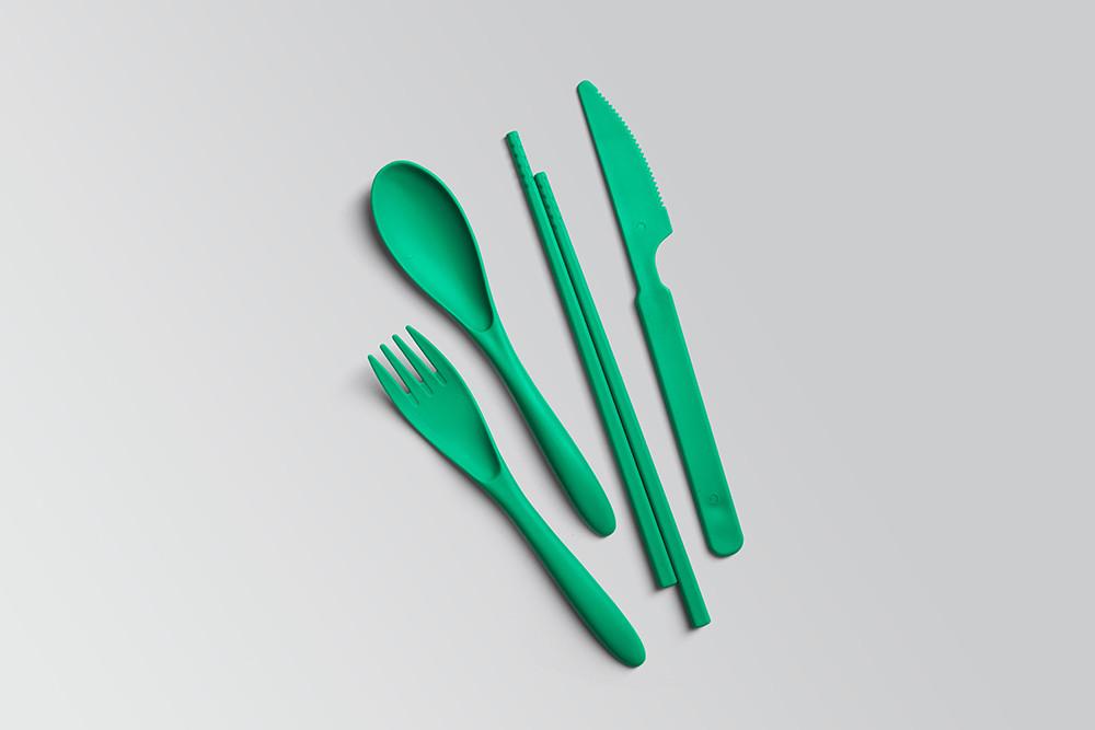 Just Utensils - Reusable Personal Cutlery Set