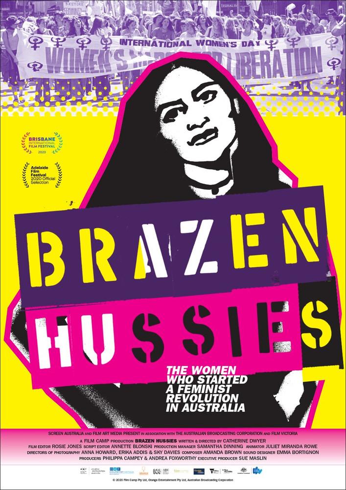 Brazen Hussies School Screening
