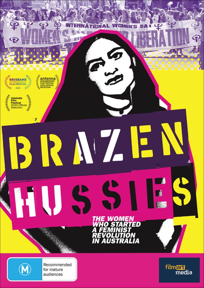 Brazen Hussies (DVD)