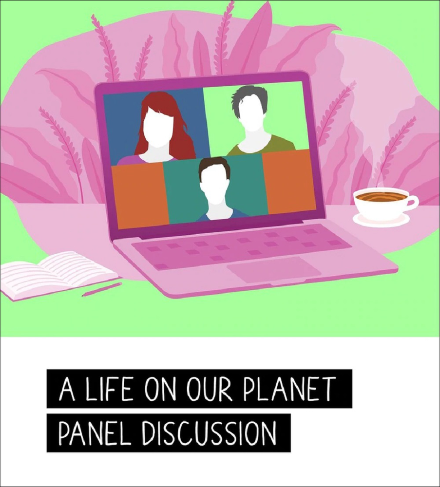 A Life on Our Planet Panel Discussion and Q&A