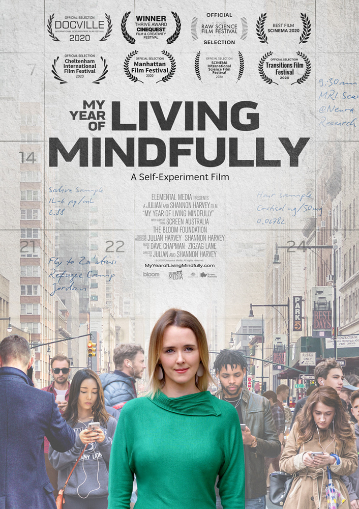 My Year of Living Mindfully (7-Day Rental)