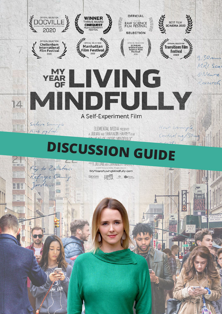 My Year of Living Mindfully (Discussion Guide)