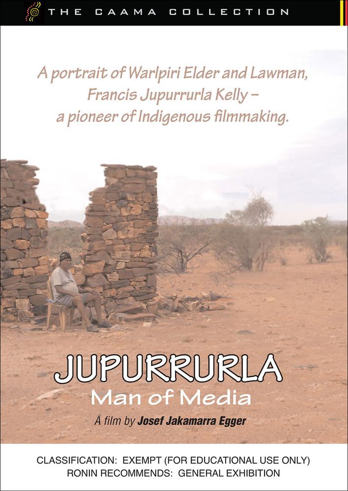 Jupurrurla: Man of Media (7-Day Rental)