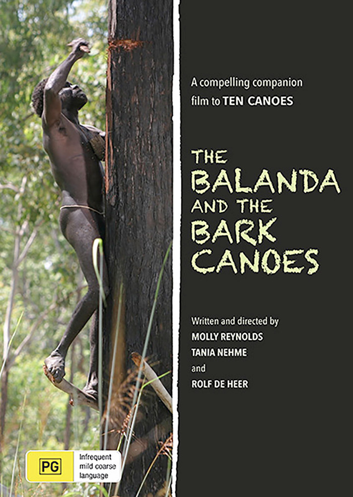 Balanda and the Bark Canoes, The (7-Day Rental)