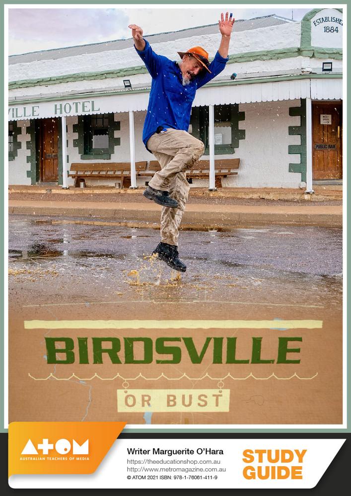 Birdsville or Bust (ATOM Study Guide)