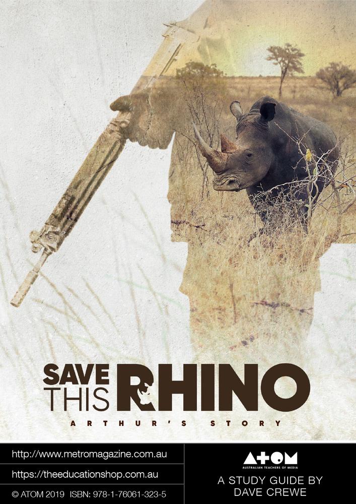 Save This Rhino (ATOM Study Guide)