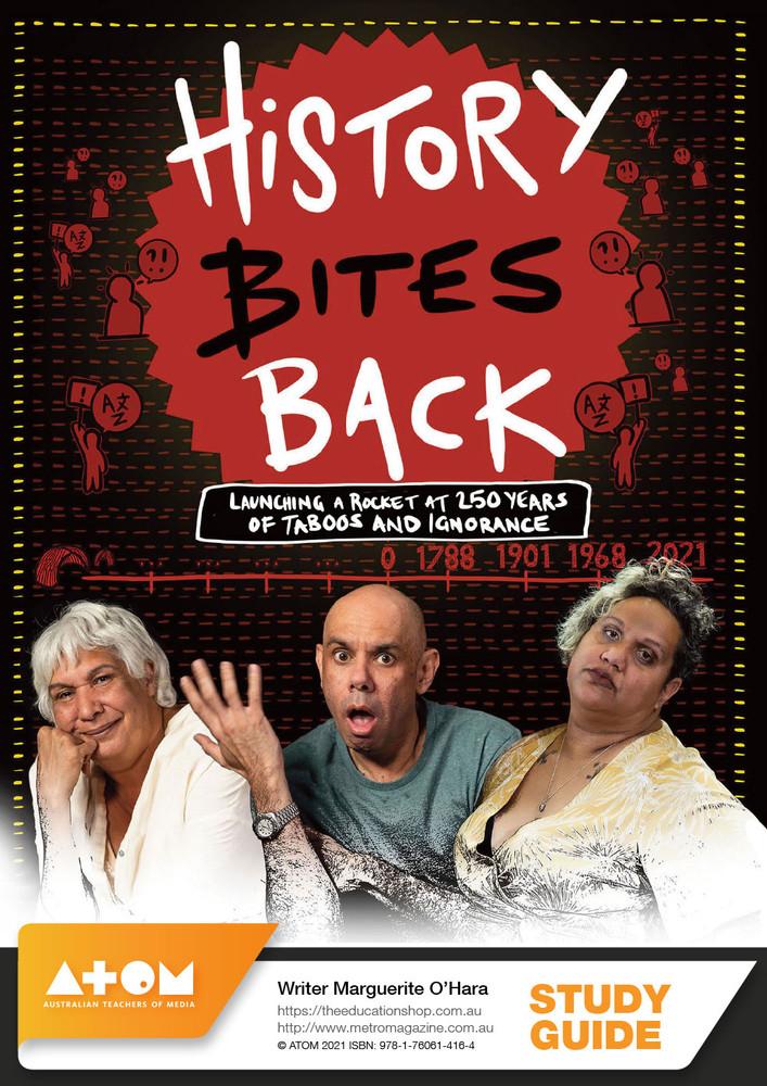 History Bites Back (ATOM Study Guide)