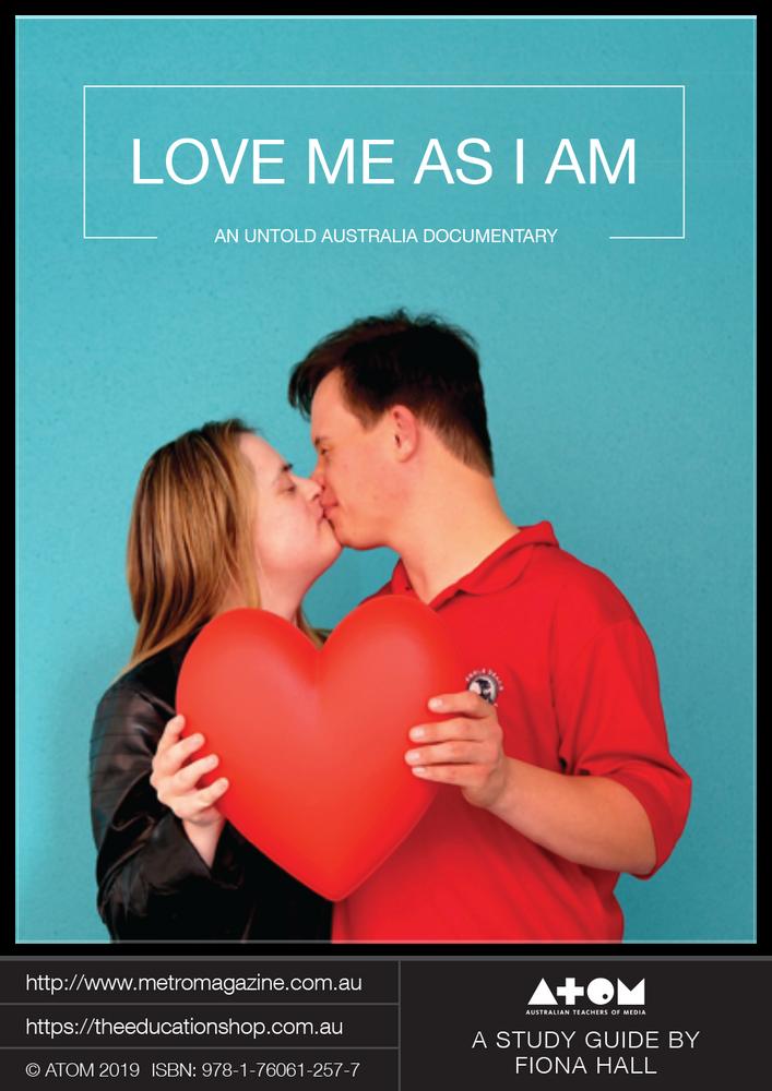 Love Me as I Am (ATOM Study Guide)