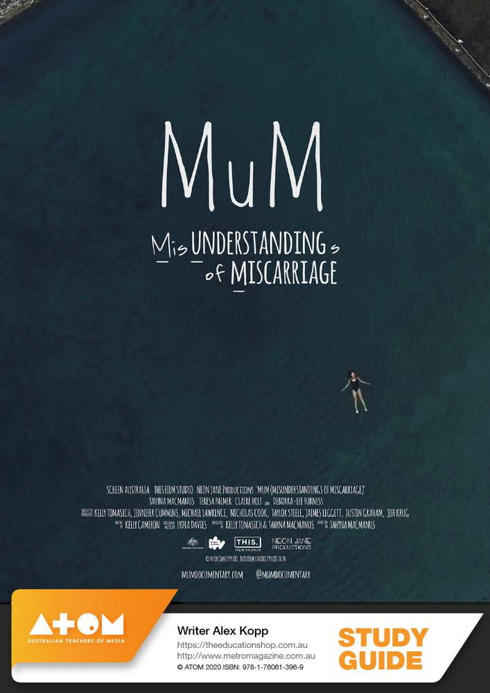 MuM: Misunderstandings of Miscarriage (ATOM Study Guide)