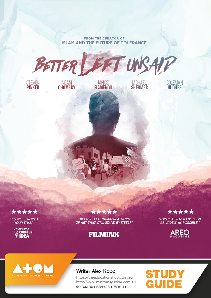 Better Left Unsaid (ATOM Study Guide)