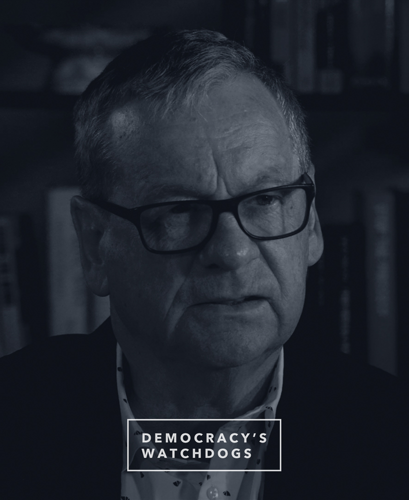 Democracy's Watchdogs: Chris Masters (7-Day Rental)