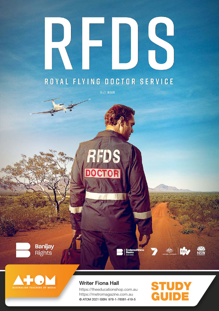 RFDS Royal Flying Doctor Service (ATOM Study Guide)