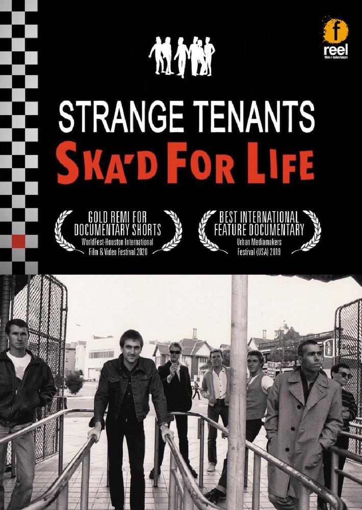 Strange Tenants Ska'd For Life
