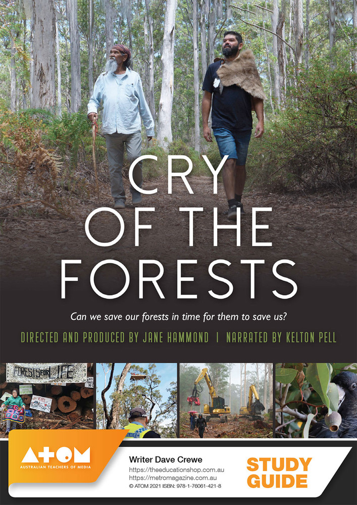 Cry of the Forests (ATOM Study Guide)