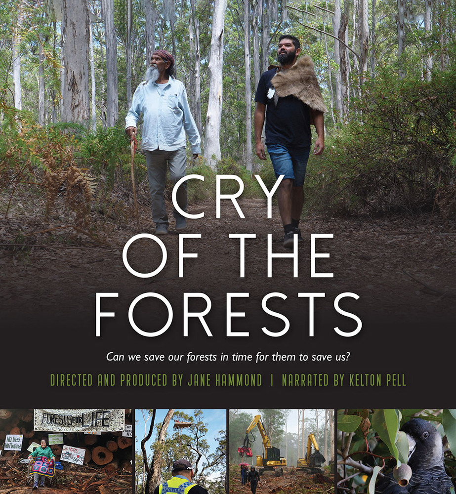 Cry of the Forests (DVD)
