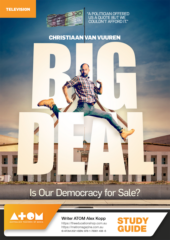 Big Deal TV (ATOM Study Guide)