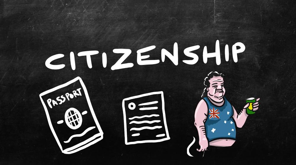 History Bites Back - Citizenship (30-Day Rental)