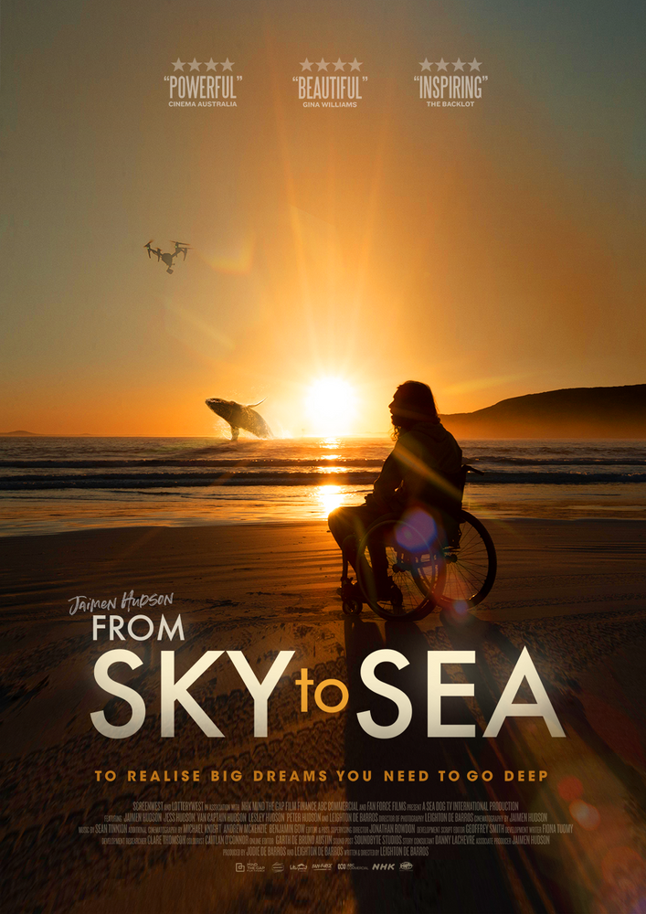 From Sky To Sea (1-Year Rental)