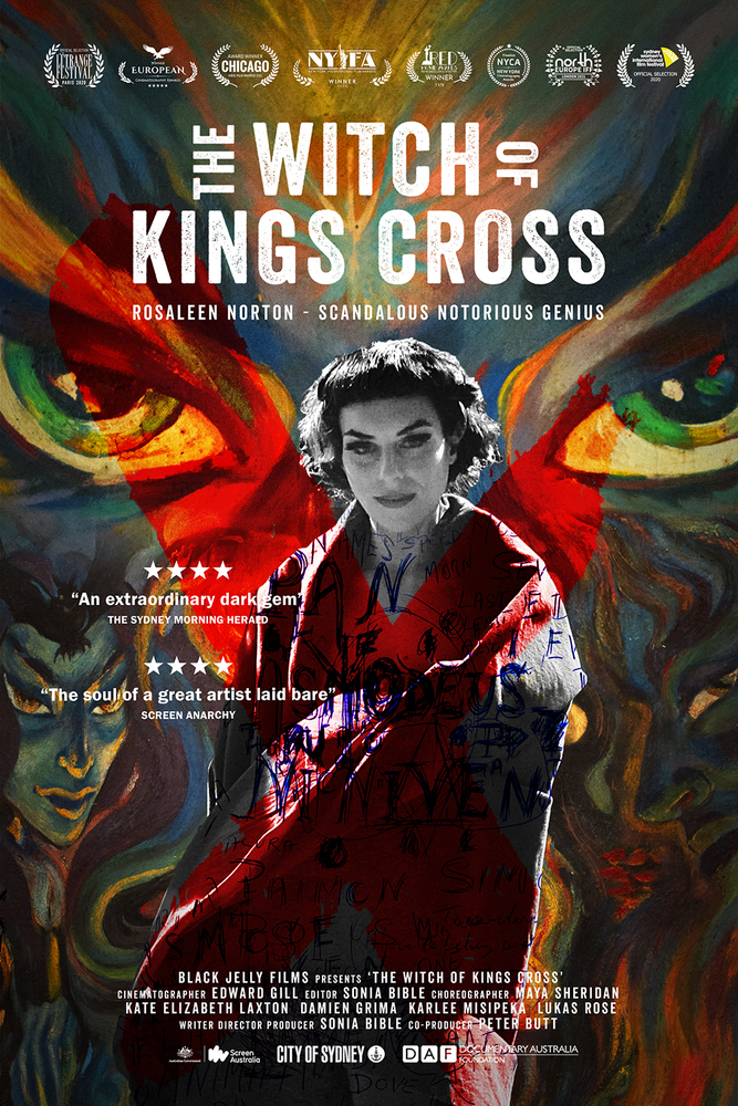 Witch Of Kings Cross, The (7-Day Rental)