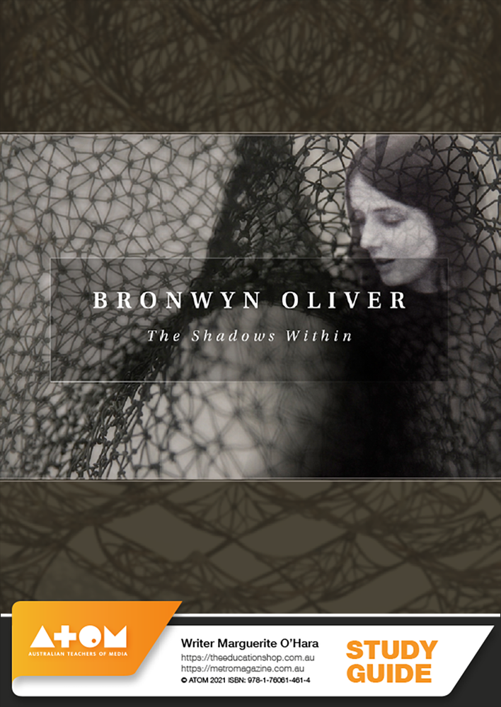 Bronwyn Oliver - The Shadows Within (ATOM Study Guide)