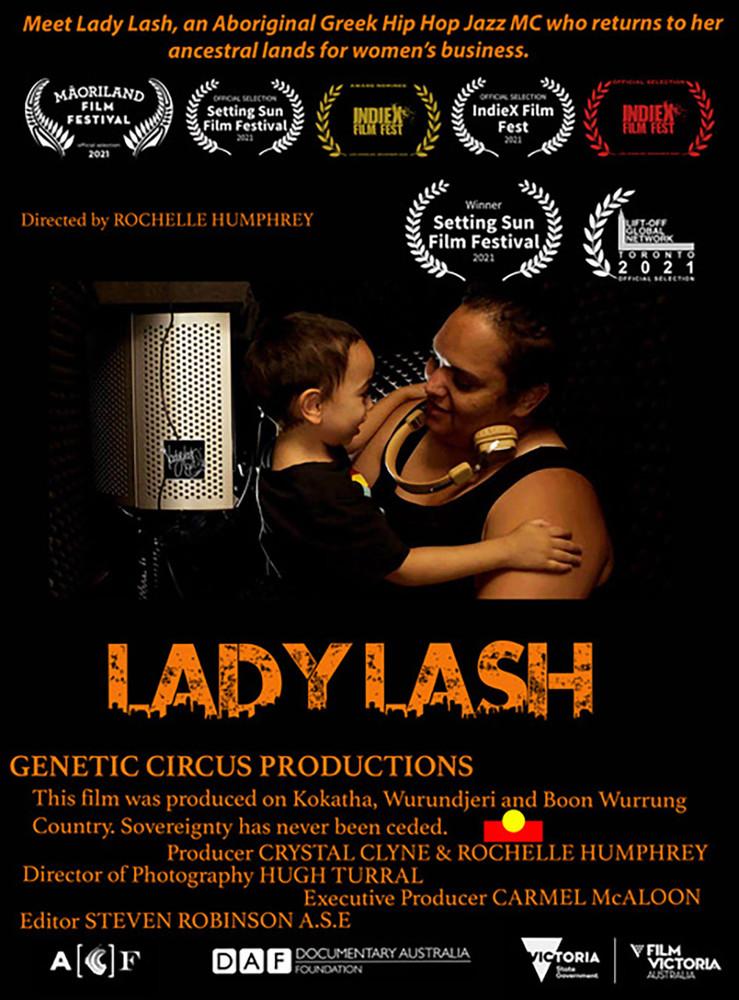 Lady Lash (1-Year Rental)