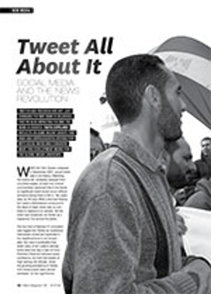 Tweet All About It: Social Media and the News Revolution