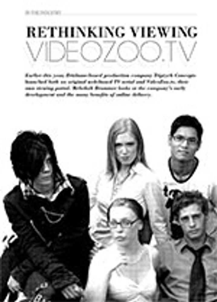 Rethinking Viewing: VideoZoo.tv