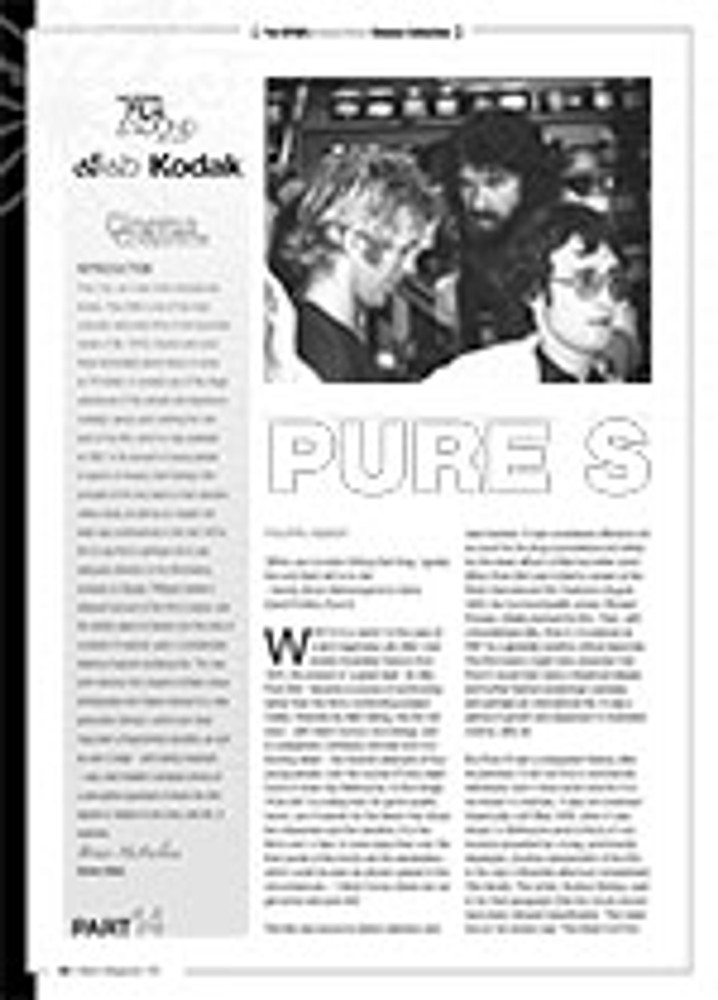 The NFSA? Kodak/Atlab Cinema Collection: <i>Pure S</i>