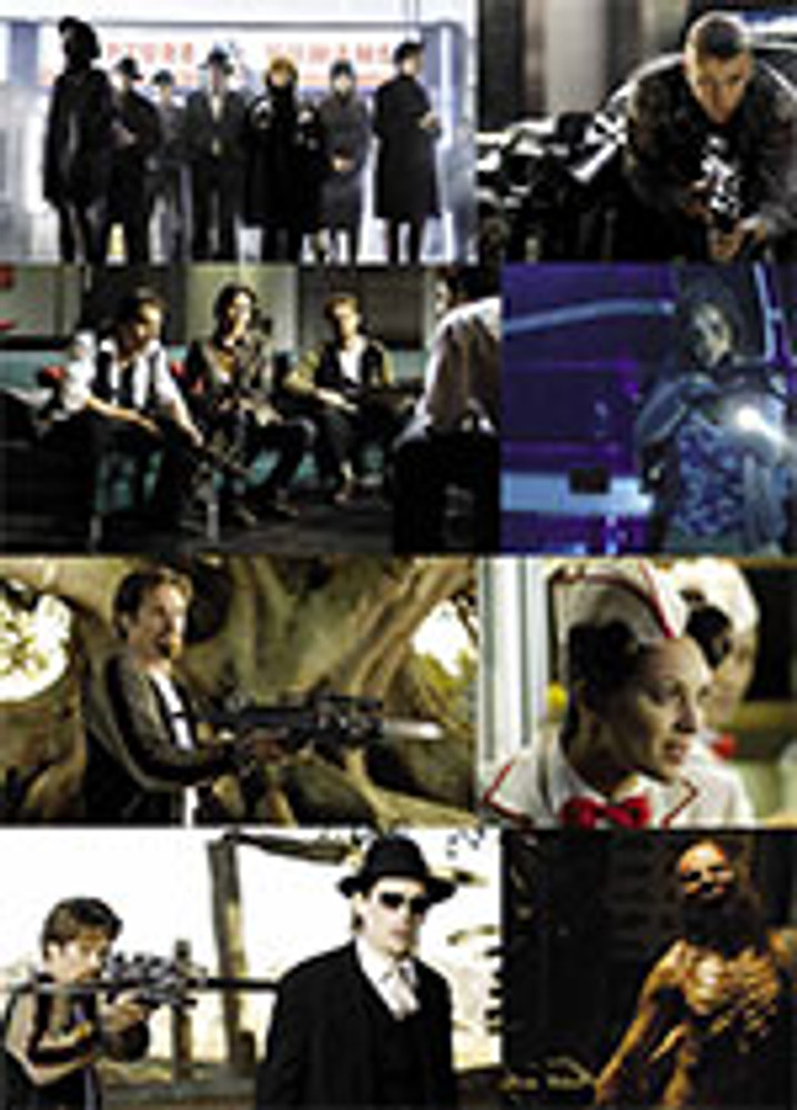 There Will be Blood: <i>Daybreakers</i> and the Vampire Movie