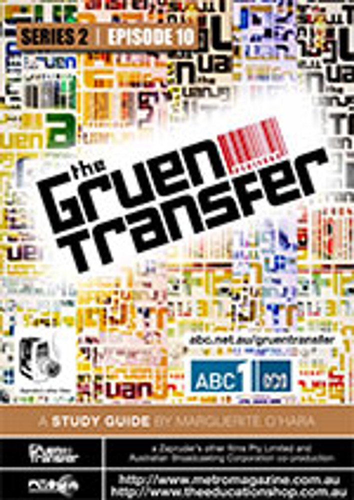 Gruen Transfer, The ?Series 2 Episode 10