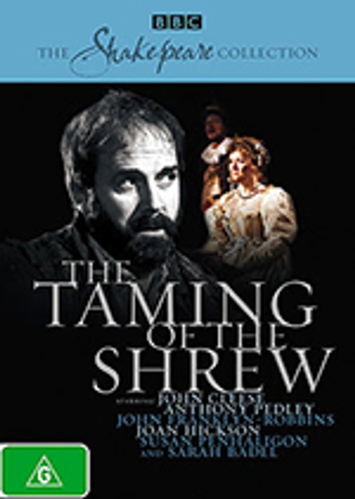 BBC Shakespeare Collection: The Taming of the Shrew
