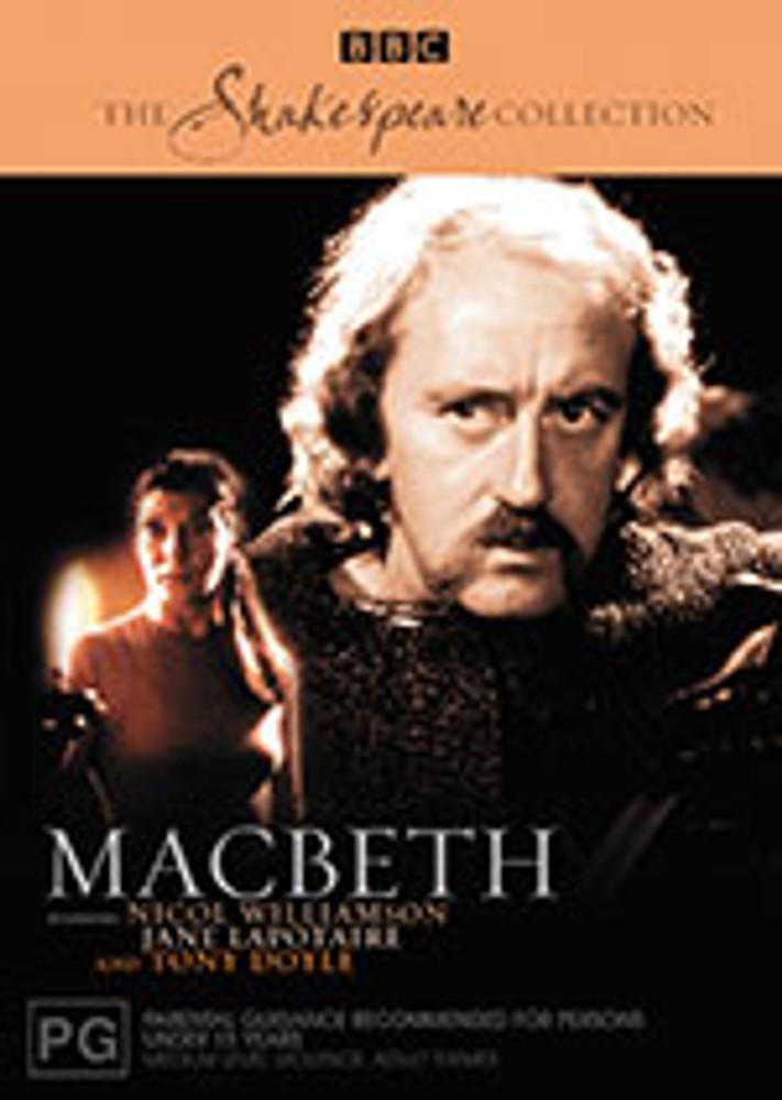 BBC Shakespeare Collection: Macbeth