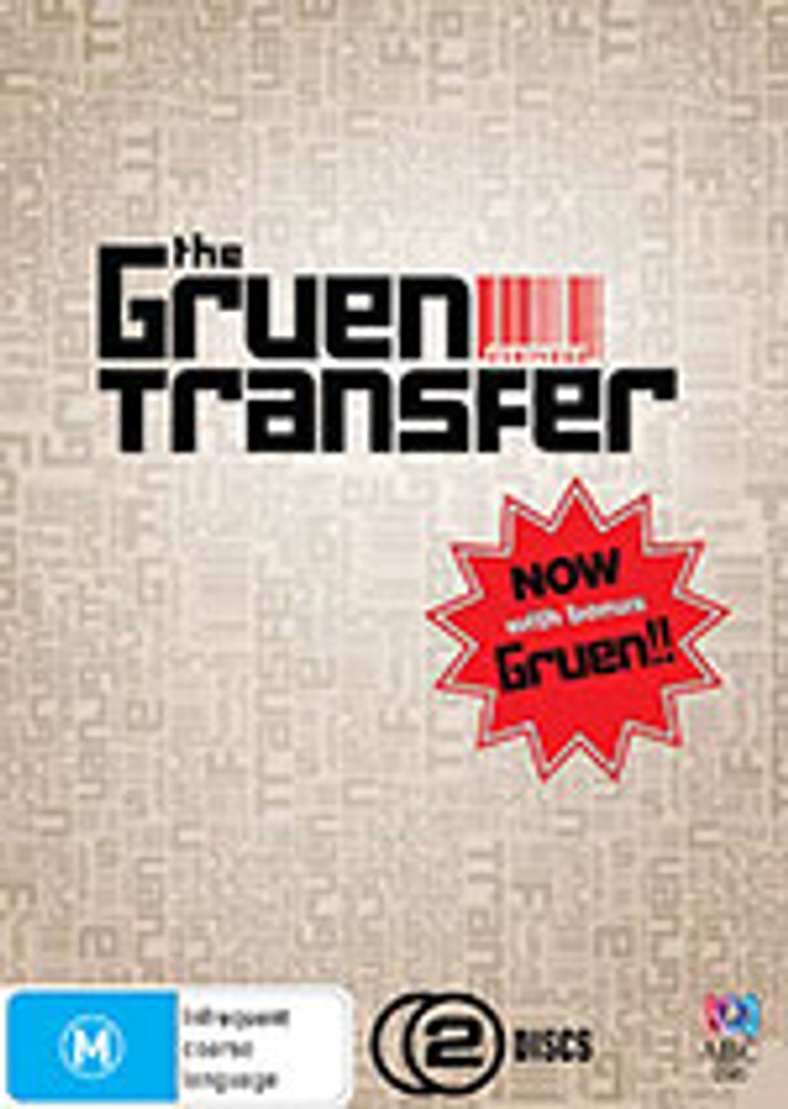 Gruen Transfer, The (series 1)