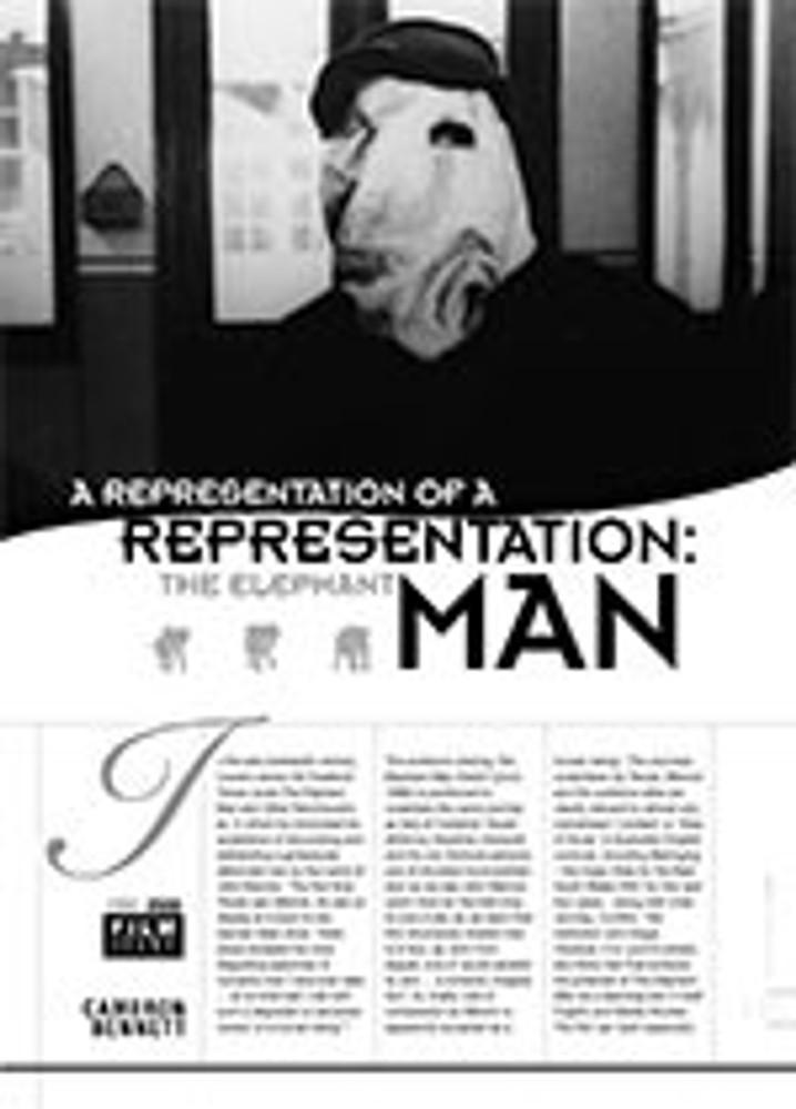 A Representation of a Representation: <i>The Elephant Man</i>