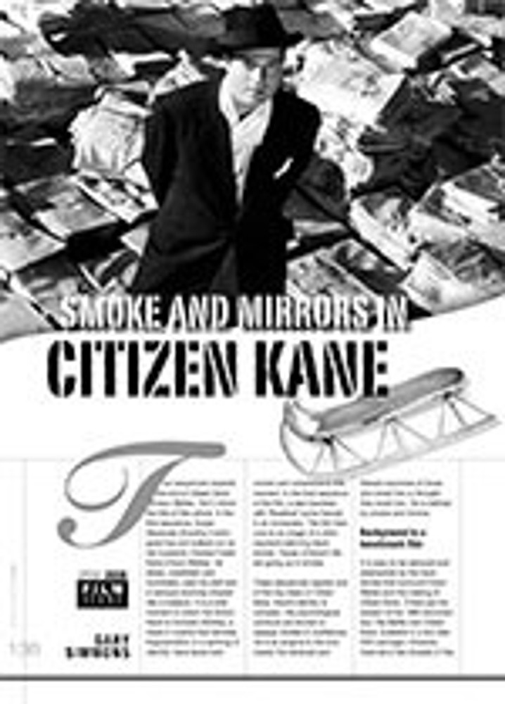 Smoke and Mirrors in <i>Citizen Kane</i>