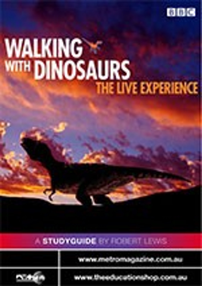 Walking With Dinosaurs ?The Live Experience