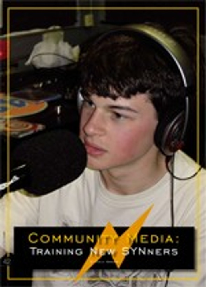 Community Media: Training New SYNneres