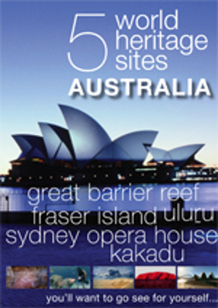 5 World Heritage Sites Australia