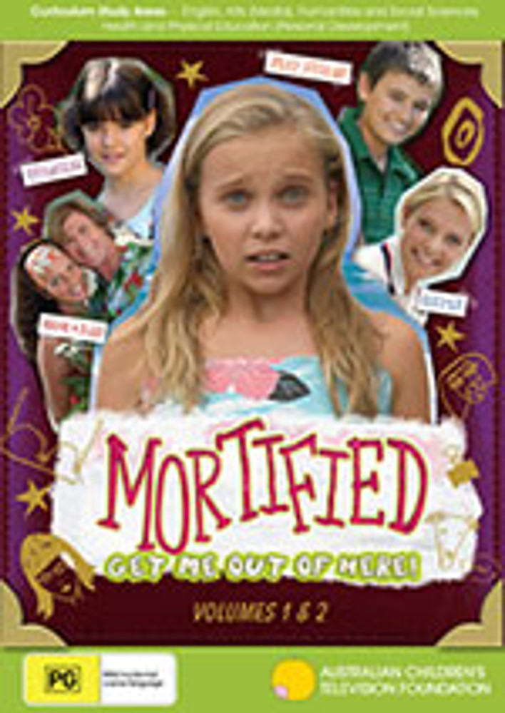 Mortified - Volumes 1 & 2