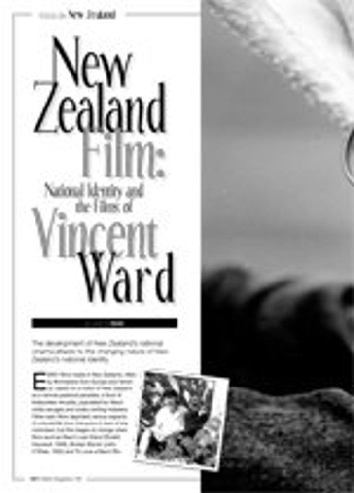 New Zealand Film: National Identity and the Films of Vincent Ward