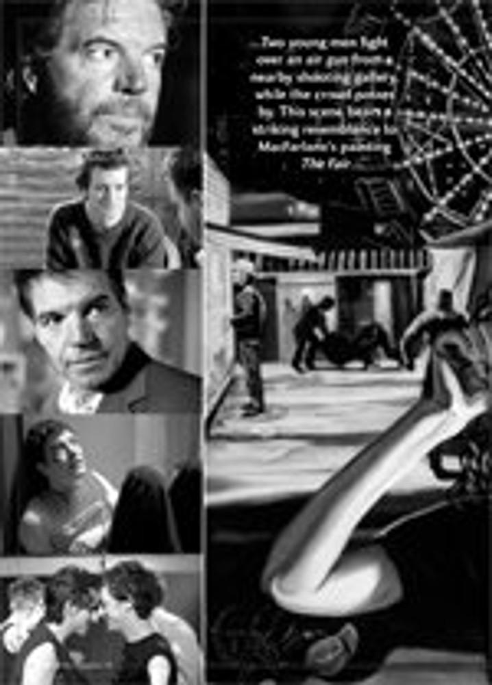Love I Love: The Figurative Economy of Tom White