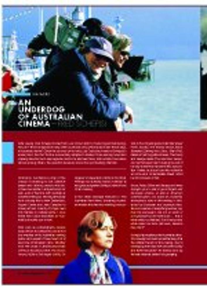 An Underdog Of Australian Cinema: Fred Schepisi